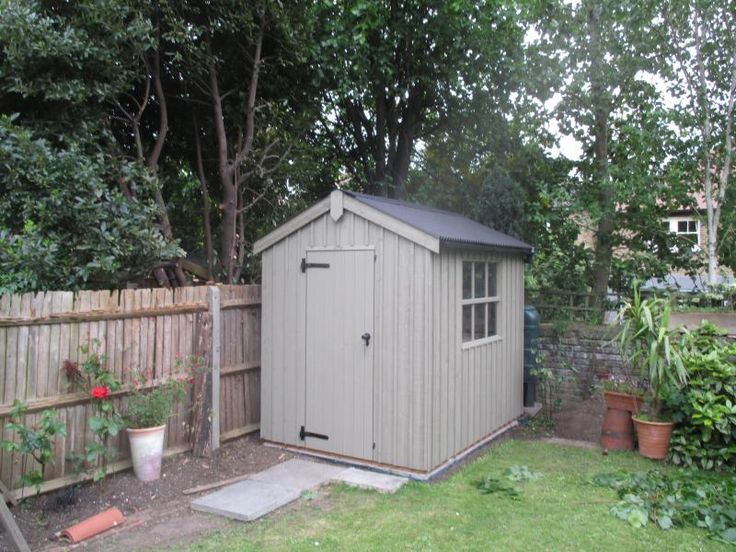 Garden Sheds Installed 143 best customer garden sheds images on pinterest | garden sheds