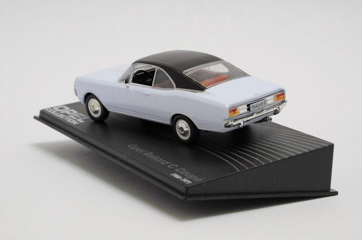 1/43 Opel Rekord C Coupe IXO (4971059556) - Aukro.ua – больше чем аукцион