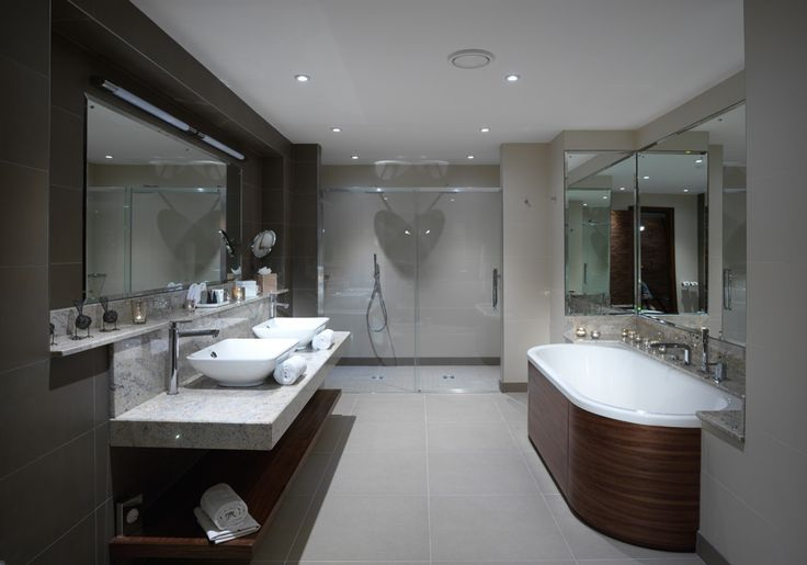 Luxury Hotel | Bathroom | Ward Robinson Interior Design | Lancashire
