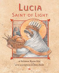 The story of St. Lucia.: Christian Books, Books Jackets, Advent Christmas, Order Books, Lucia Carol, Lucia Saint, Children Books, St. Lucia, Downloads Videos