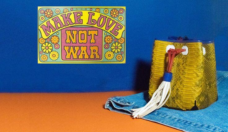 Woodstock | #stilllife #fashion #bag #art #accessories #jewellery #valerydemure [discover more at www.valerydemure.com]