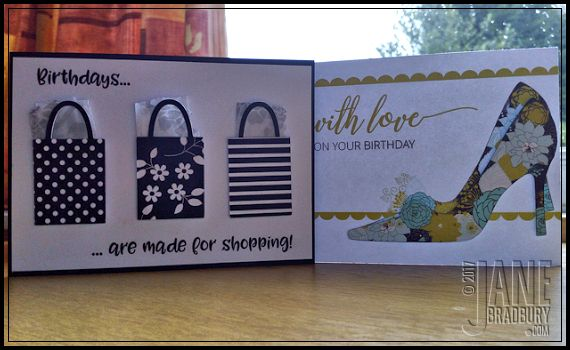 Birthday Cards | Another PaintShop Pro/Silhouette Cameo print and cut project