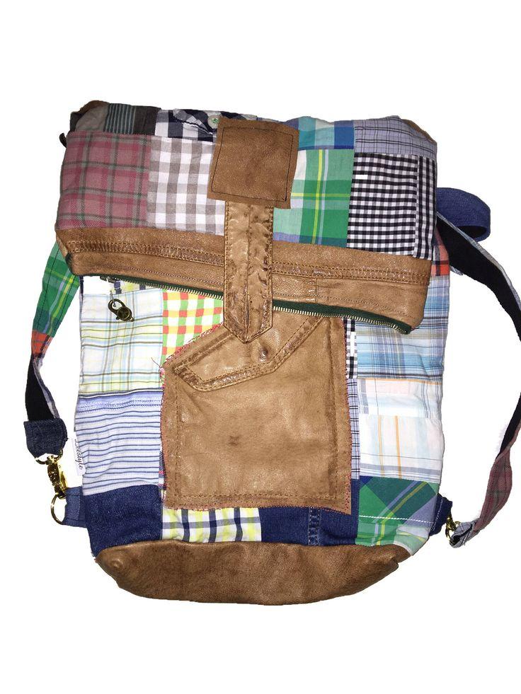 Een persoonlijke favoriet uit mijn Etsy shop https://www.etsy.com/nl/listing/517886162/3-in-1-tas-bag-van-patchwork-en-leer