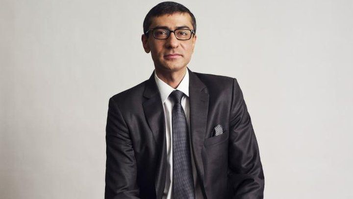 Nokia names Rajeev Suri as new chief executive