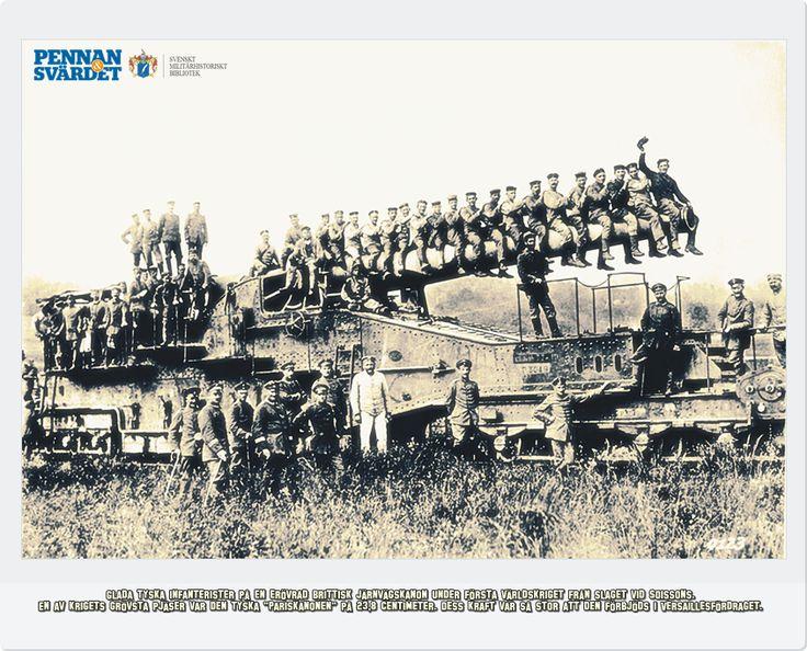 Bertha, Gustav och Dora Andra som tyckte om att tänka stort när det gällde artilleri var tyskarna. Under båda världskrigen framställde de pjäser som var groteska till storleken. År 1914 använda tyskarna en 42 centimeters- & två 30,5 centimeterspjäser för att bekämpa de belgiska fästningarna vid Liège & Namur. Nästa världskrig bjöd på än mer monstruösa kalibrar i form av järnvägsburna pjäser på hissnande 80 centimeter!