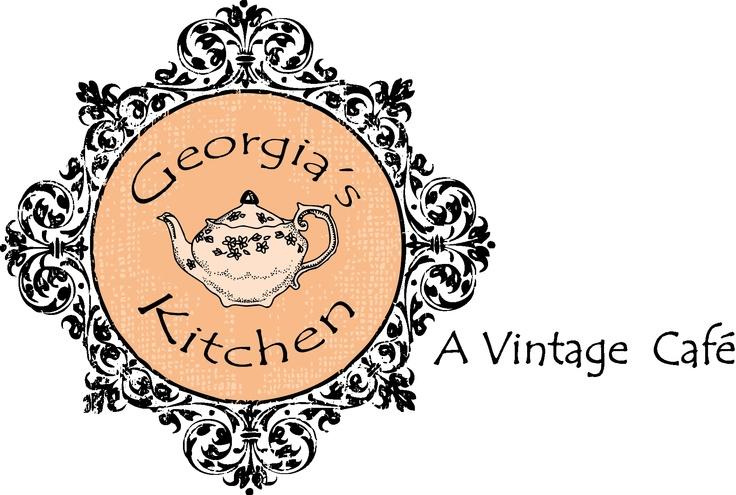 Georgia's Kitchen - the old Flag Fork Herb Farm