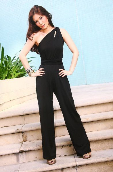 "Mariane Perez ""Verushka"" multi-way jumpsuit 