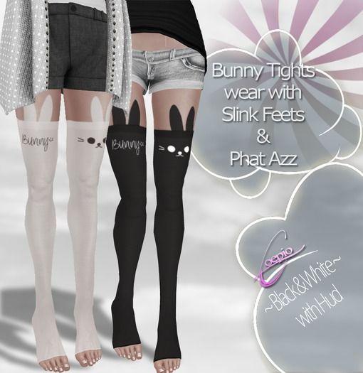 ~coepio~ Slink & Phat Azz Tights Bunny ~wear me~