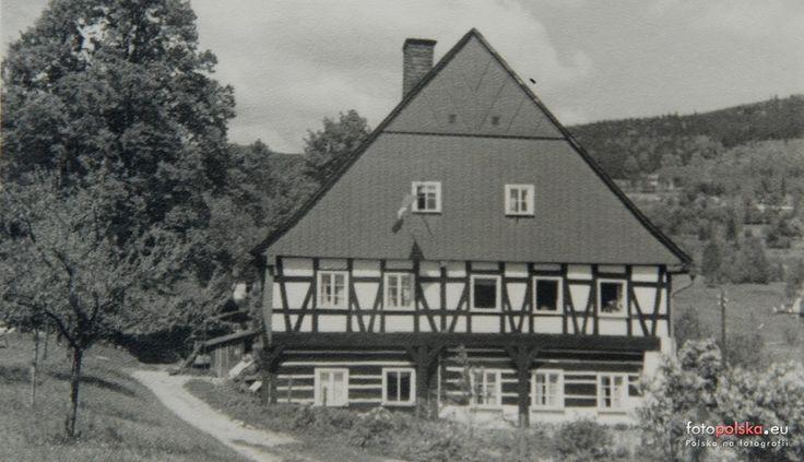 11 Listopada 13 (Hallmannhaus), Szklarska Poręba - 1922 rok, stare zdjęcia #Schreiberhau #Hallmann #Ahnenforschung #Schlesien