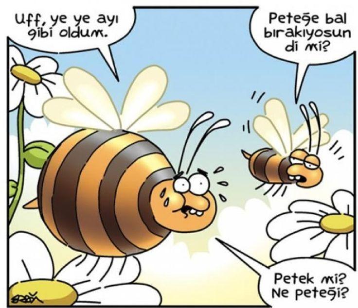 Gülmekten Kendinizi Alamayacağınız Komik Karikatürler