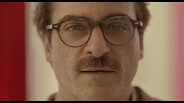 Joaquin Phoenix as Theodore in «Her» (2013)