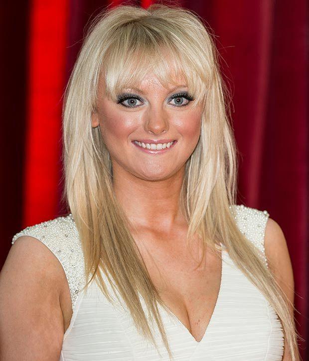 Katie mcglynn corrie coronación calle dowdy imagen...