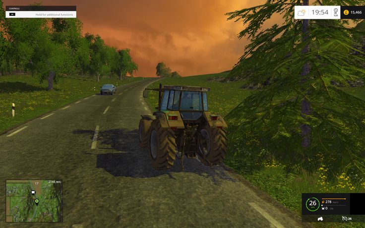 What is Farming Simulator 15?