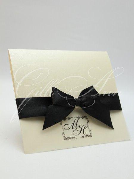 Пригласительные на свадьбу Gilliann Night Magic INV040 #weddinginvitation #weddingaccessories