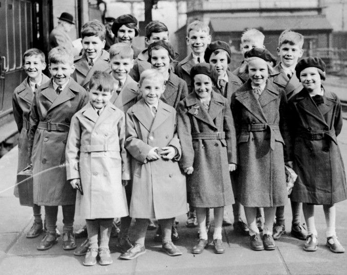 As ideas about child welfare changed and living standards in Britain rose, fewer and fewer children were available for child migration schemes. Most had closed by the mid-1960s, but the children's experiences – whether good or bad – will stay with them.Party of children at Fairbridge Farm School, Molong, 1939
