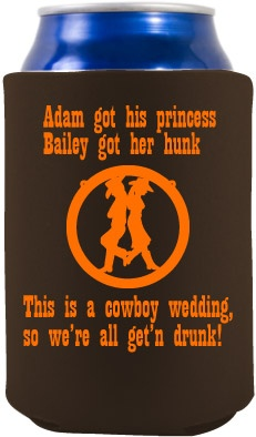 17 Best 1000 images about Koozies on Pinterest Personalized wedding
