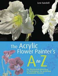 Acrylic Flower Painter's A-Z