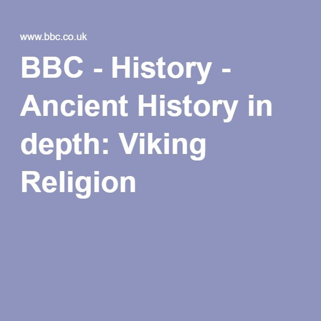 This article illustrates Vikings and their religion. The Viking religion began in Scandinavia.It was a considerable religious change in Scandinavia. This article is an example of social change.
