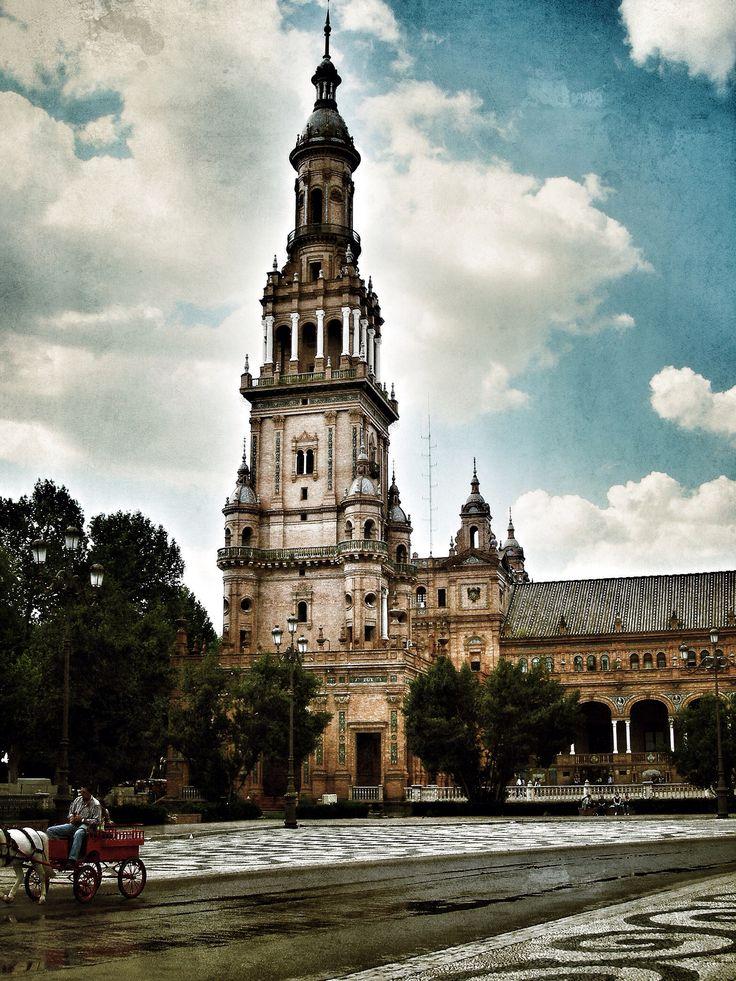 Plaza de España (Sevilla - Spain)