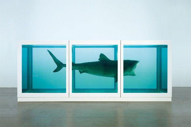 Damien Hirst: génie de l'art contemporain ou simple businessma