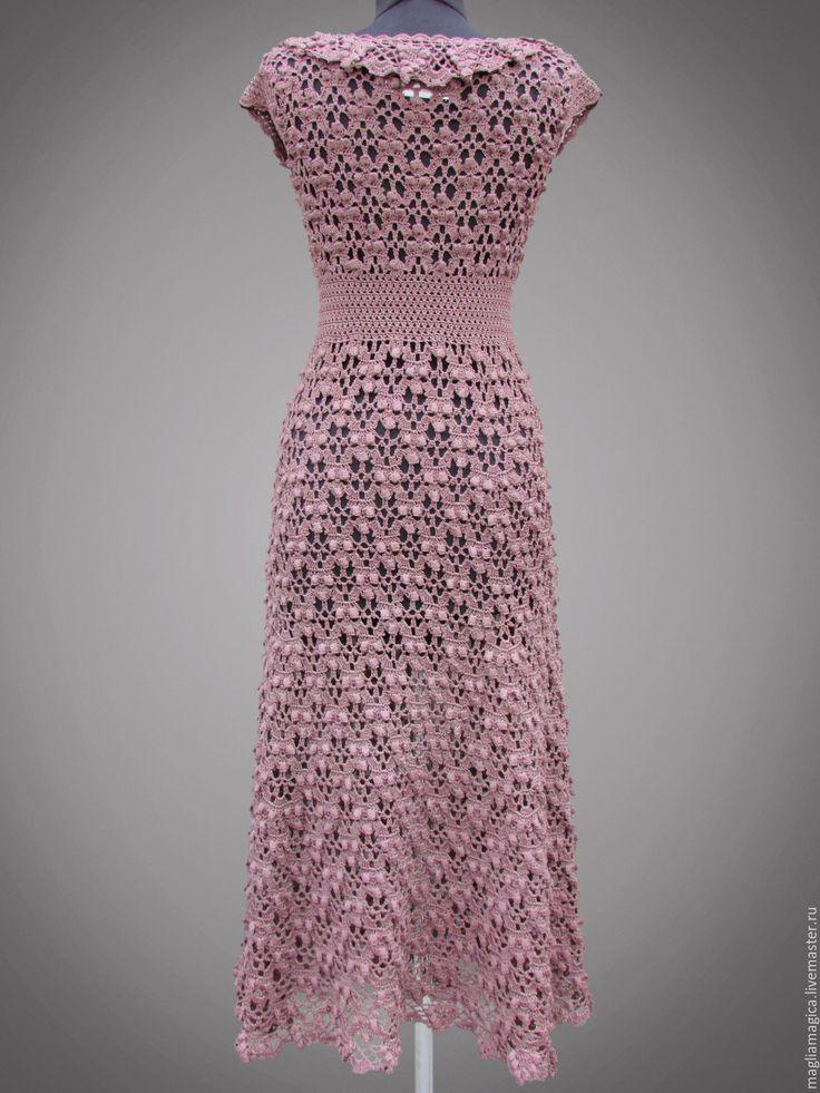 дизайнеры ищут нарядные платья вязанные крючком фото мой опыт сырой