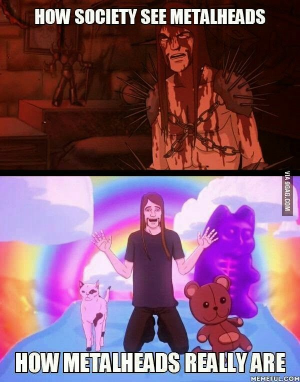 Lol #metalocalypse #me #mylife