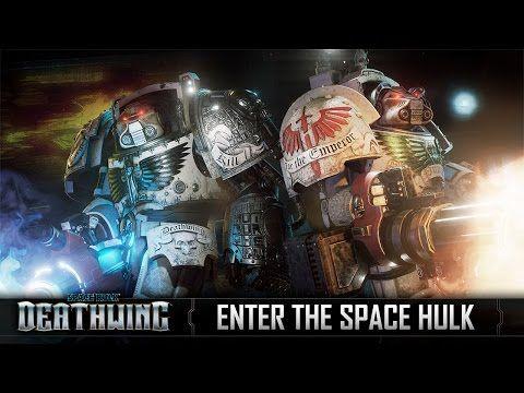 Space Hulk: Deathwing - Enter the Space Hulk - Trailer - YouTube