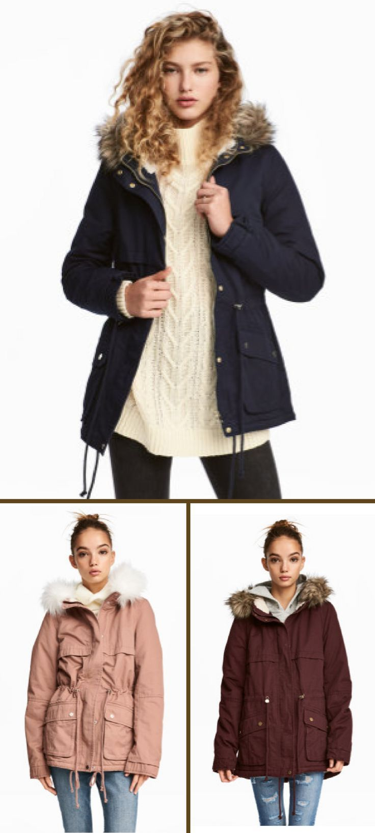love this coat from H M! But which color ! H M  4e3a35ba7