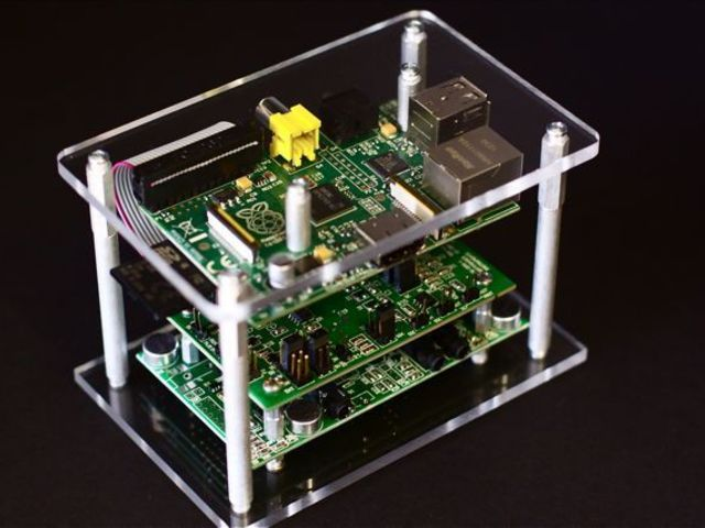 Raspberry Pi --> Data Acquisition System
