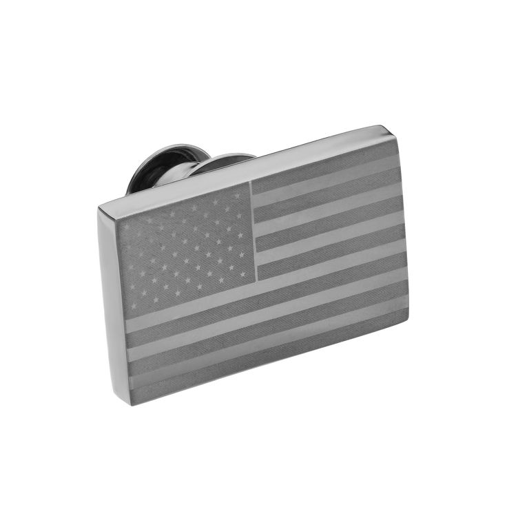 Apt. 9® Howard American Flag Lapel Pin, Men's, Med Grey