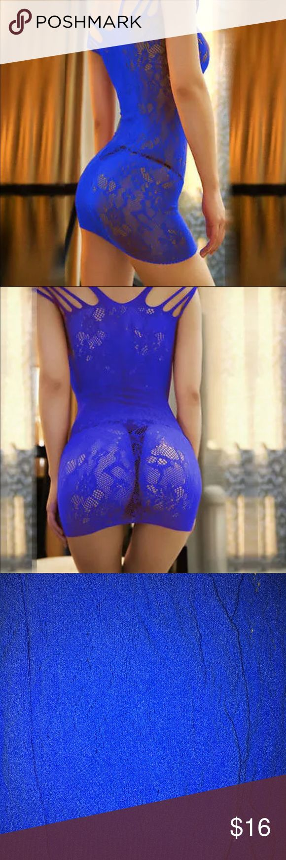 💙 sexy body stocking Sexy fishnet body stocking          ✔️top rated seller         ✔️fast shipper         ❌trades         ✔️offers  🔵ask all ??'s prior to purchase, I will not cancel Intimates & Sleepwear Pajamas