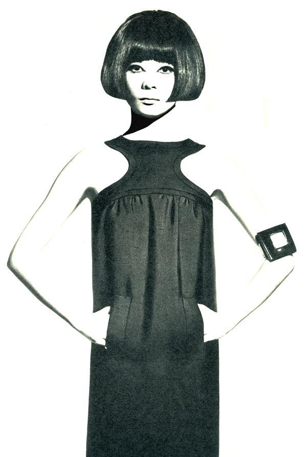 Hiroko Matsumoto, Pierre Cardin