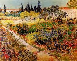 Van Gogh, Μονοπάτι στους αγρούς
