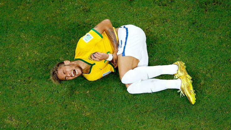 Neymar: Injury suffered during World Cup could have paralysed me