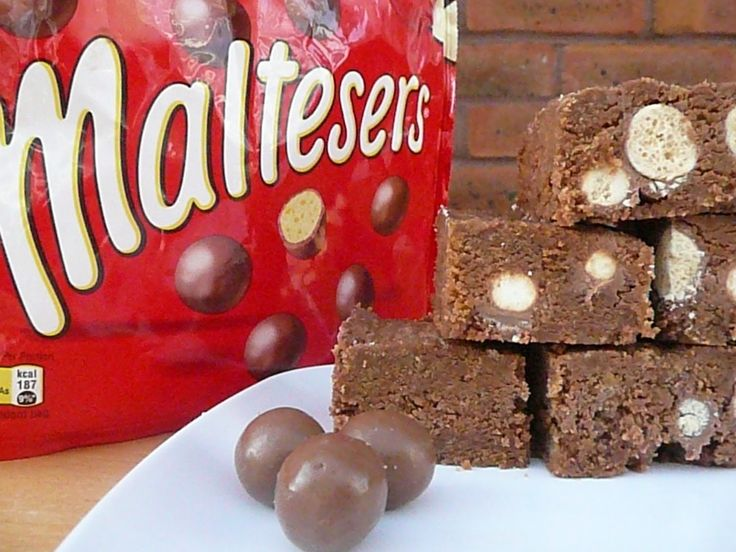 Easy Cake Recipe - Chocolate Malteser Cake