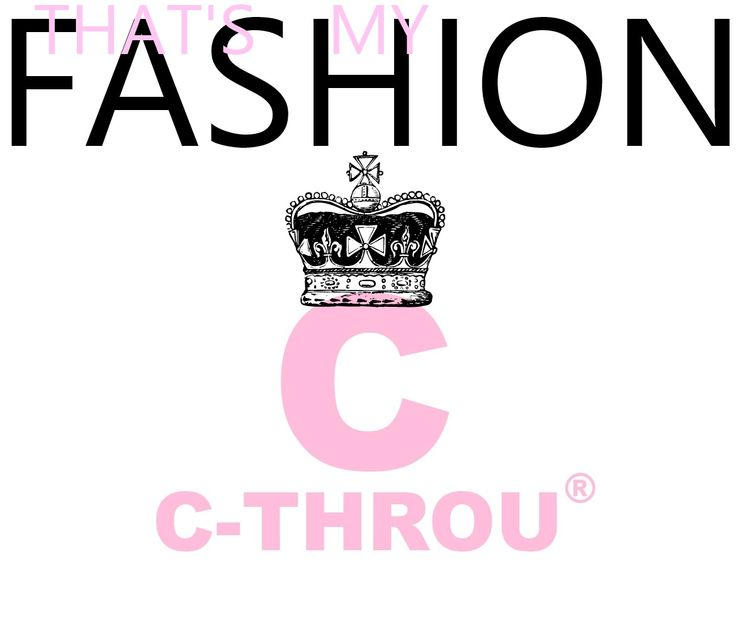 C-THROU Luxury Fashion Shop the Digital e-store at C-THROU.com https://www.facebook.com/CTHROU.CTR