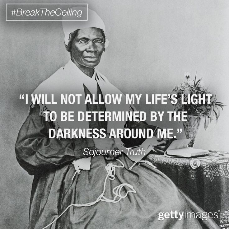 Famous Slavery Quotes: 25+ Best Ideas About Sojourner Truth Quotes On Pinterest