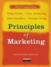 marketing management books