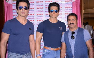 @InstaMag - Bollywood actor Sonu Sood's latex wax statue has been unveiled at the Sunil's Celebrity Wax Museum here.