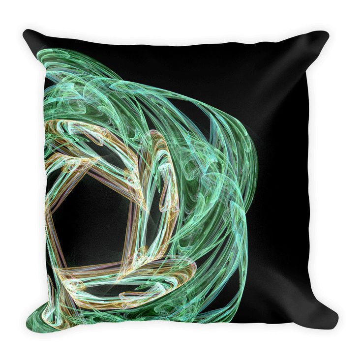 Excited to share the latest addition to my #etsy shop: Green Spark-Square Pillow, Printful, USA https://etsy.me/2EJD5Bn #housewares #pillow #green #spark #freeshipping #newarrival #throwpillow #myprinton