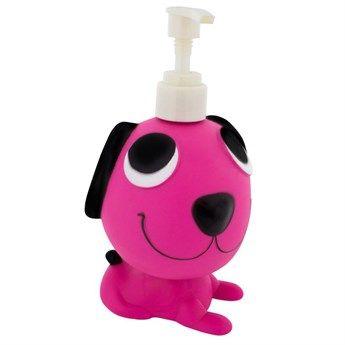 Sıvı Sabunluk Junior Pembe