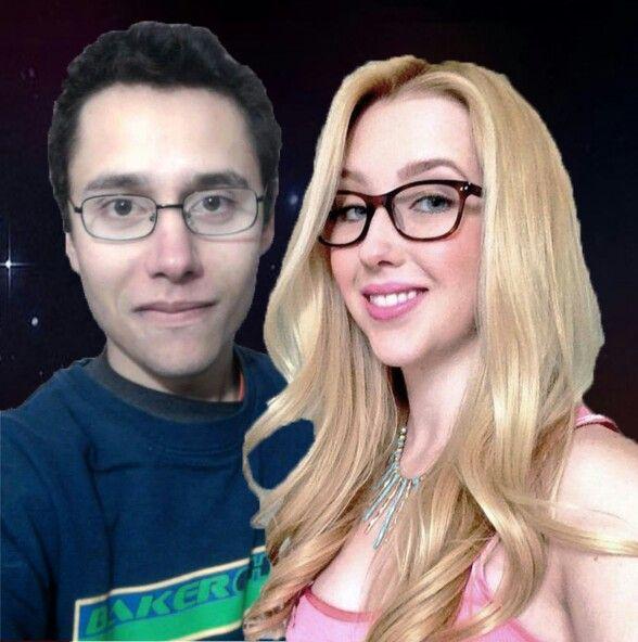 Erik García & Samantha Rone