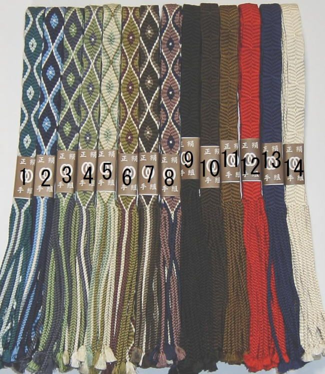 """SAGEO"" Pure silk(handmade) ""KARAKUMI"""