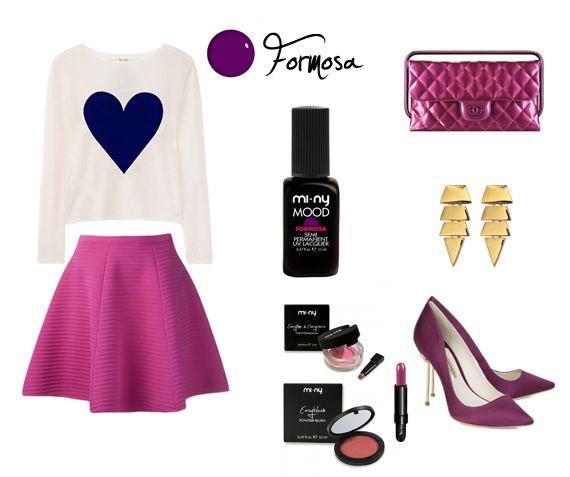 FORMOSA  Lo smalto SEMIPERMANENTE dal colore Pink Violet per una luminosità e brillantezza che dura più di due settimane! SHOP ONLINE - Acquista Online http://www.minyshop.com/it/mood-colors/628-formosa.html #baby #beautiful #beauty #bestoftheday #cool #cute #fashion #fashionista #girl #girls #inspiration #iphonesia #life #look #love #model #nail #nailart #nailpolish #nails #outfit #photooftheday #pretty #shoes #shopping #style #spring #pink # happy #smile #friends #cute #warm #pastel #smile