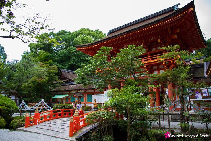 Avant l'ère Heian , Kamigamo-jinja fut fondé en 678. Il est le plus ancien sanctuaire shintô de Kyoto. #Kyoto #Kamigamojinja