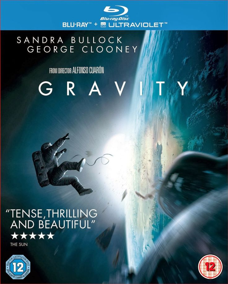The Cult of Me: Film Review - Gravity