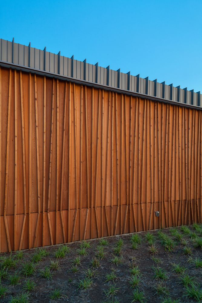 18 best cladding images on pinterest architecture for Aronson and associates