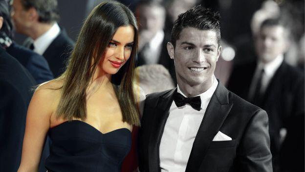 Twitter: Cristiano Ronaldo habría terminado su relación con Irina Shayk #Depor