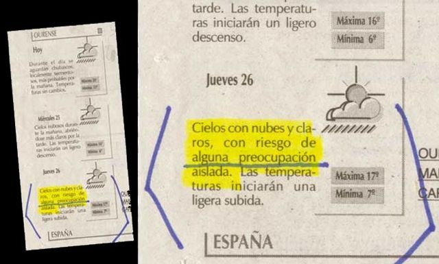 Graciosos titulares en periódicos que no te los debes perder! | Rincón Abstracto