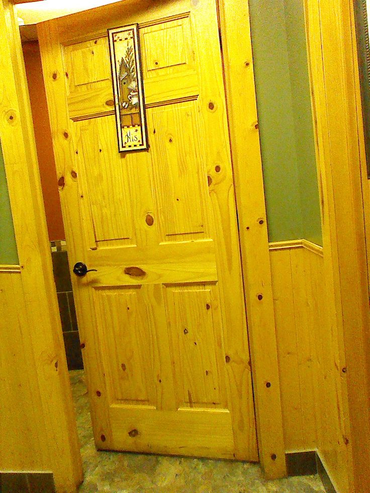 Best 25 Knotty Pine Doors Ideas On Pinterest Knotty Pine Cabinets Knotty Pine Decor And Pine